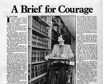 A Brief of Courage
